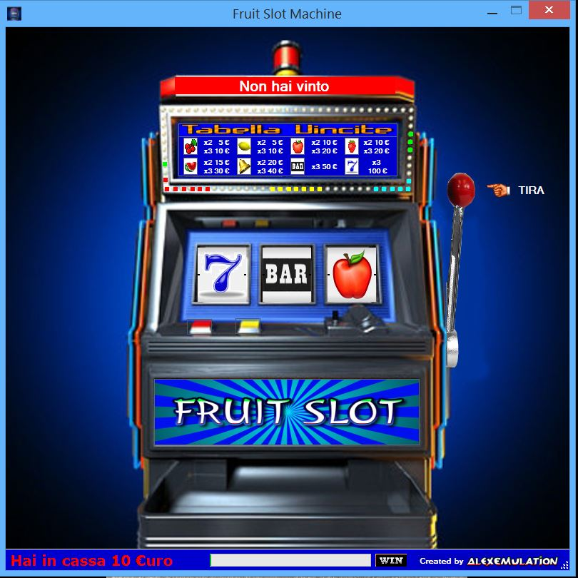 slot machine gratis per divertimento